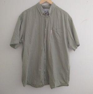 Columbia Short Sleeve Button Up Shirt